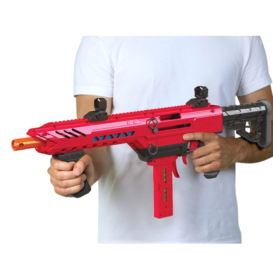 Held View of the Dart Zone® Pro MK 1.1 High Power Toy Foam Blaster