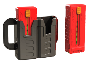 Magazine Holders Included in the Pro Series MK-2 High Power Toy Foam Dart Blaster