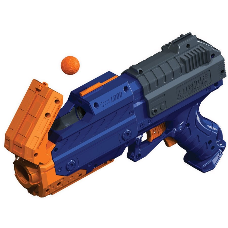 Reload Action for the Adventure Force 150 Rounds Toy Foam Refill Ammo Pack For High Power Ball Blasters