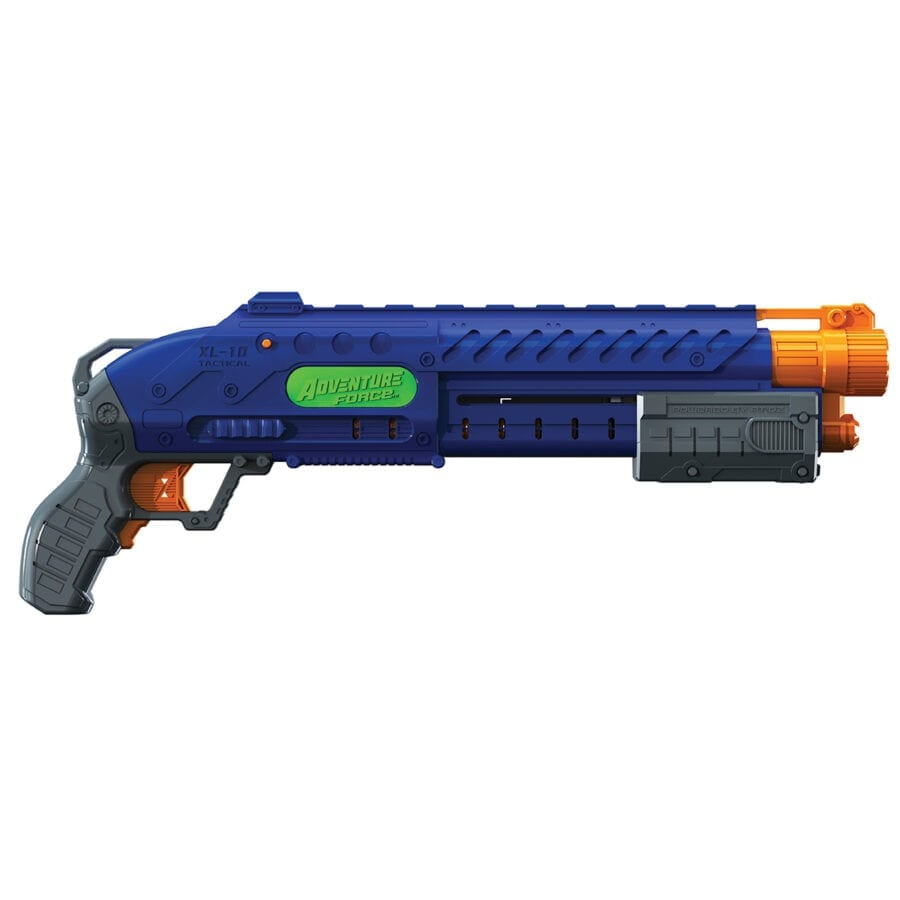 Side View of the Adventure Force Liberator Tactical Strike High Power Toy Foam Ball Blaster