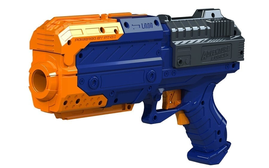 Adventure Force Sentry X2 High Power Tactical Strike Foam Ball Blaster