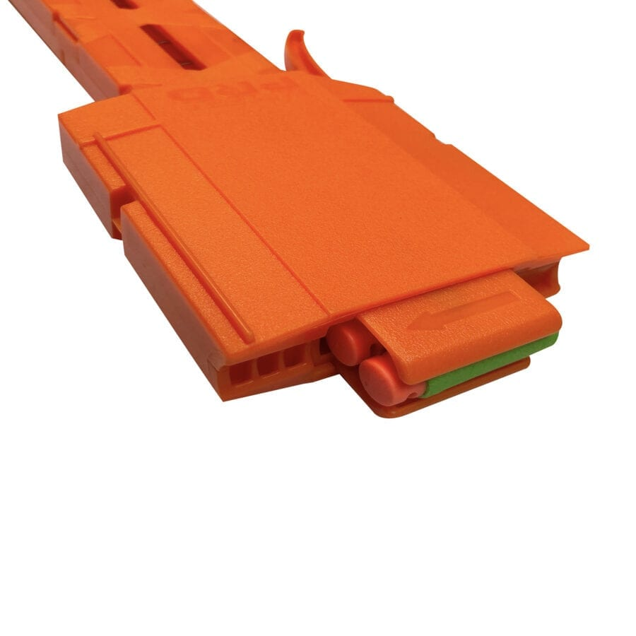 Alternate View for the Pro Half-Length Magazines with Adaptors for High Power Toy Foam Dart Blasters with Loaded Darts