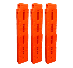 Pro Half-Length Magazines for High Power Toy Foam Dart Blasters