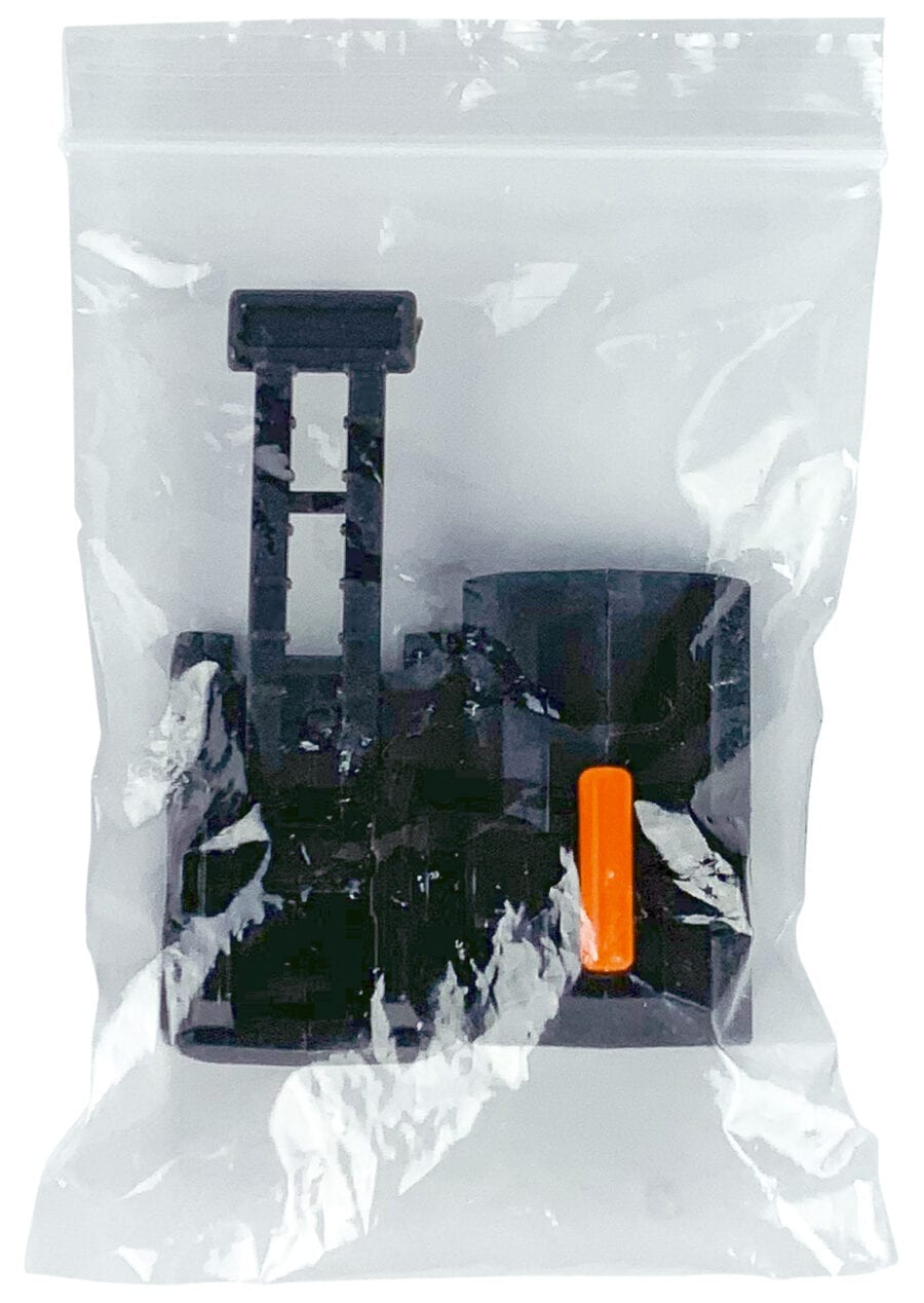 Packaged View for the Nexus Pro Replacement Sights For High Power Toy Foam Dart Blasters