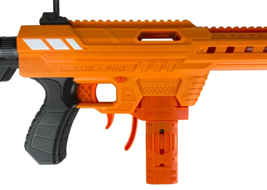 Nexus Pro View for the Nexus Pro & Aeon Pro Adapter for Half Length Magazines for High Power Toy Foam Dart Blasters
