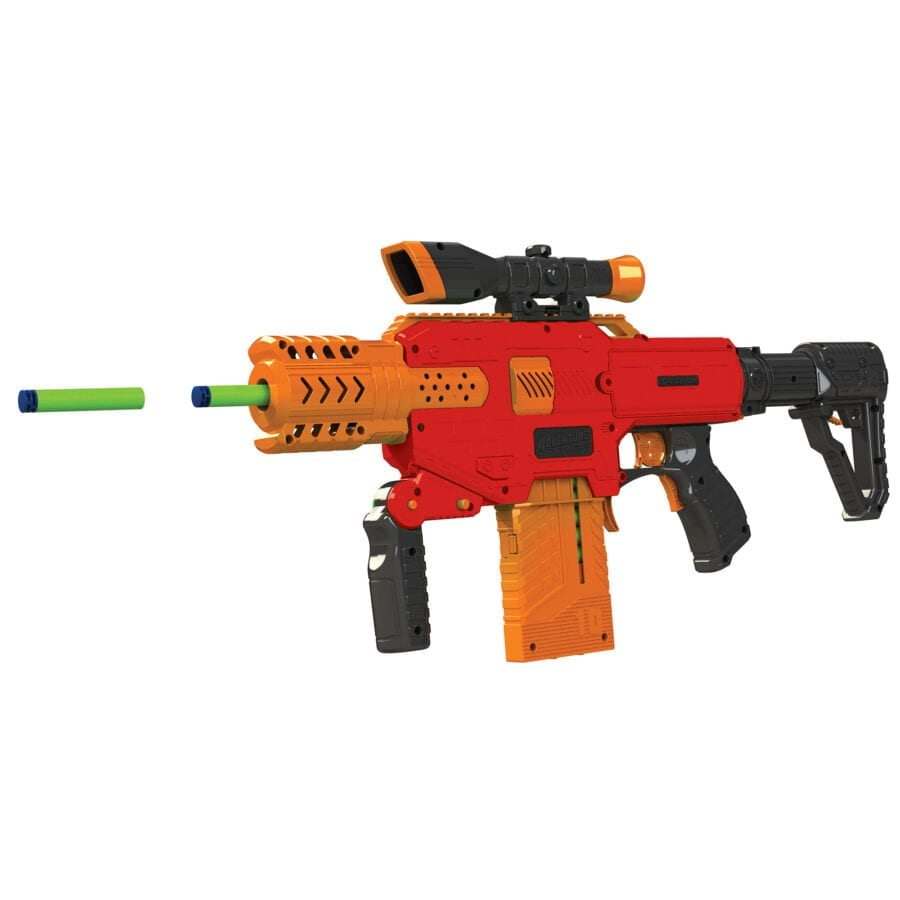 Adventure Force Spectrum Automatic High-power Toy Blaster shooting